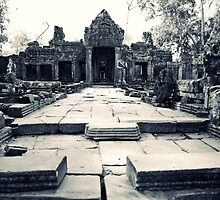 Temples of Angkor - Cambodia  by duckingforks