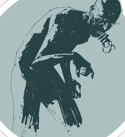 Ghoul Sticker