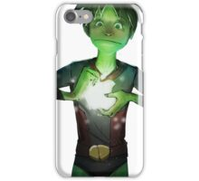 My green apple iPhone Case/Skin