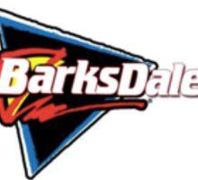 **barksdale/finevission action logo** Sticker