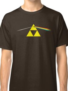 The Dark Side of the Triforce Classic T-Shirt