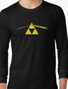 The Dark Side of the Triforce Long Sleeve T-Shirt