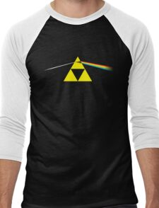The Dark Side of the Triforce Men's Baseball ¾ T-Shirt