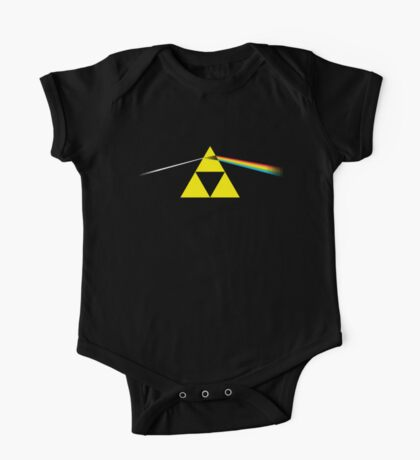 The Dark Side of the Triforce One Piece - Short Sleeve