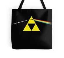 The Dark Side of the Triforce Tote Bag