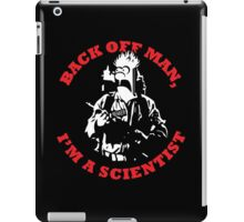 Ghostbeakers iPad Case/Skin