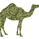 Camelflage by monsterplanet