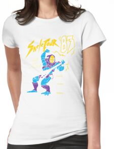 Skeletour '83 Womens Fitted T-Shirt