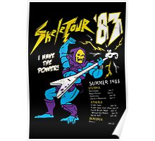 Skeletour '83 Poster
