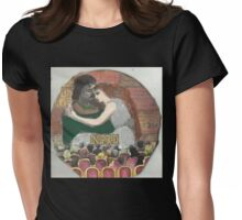 Theater In The Round Womens Fitted T-Shirt