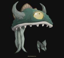 Glitch Masks Trimmed Lem Mask by wetdryvac