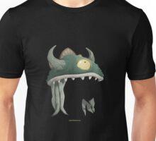 Glitch Masks Trimmed Lem Mask Unisex T-Shirt