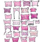 34 Pussy Hats by Breanna Cooke