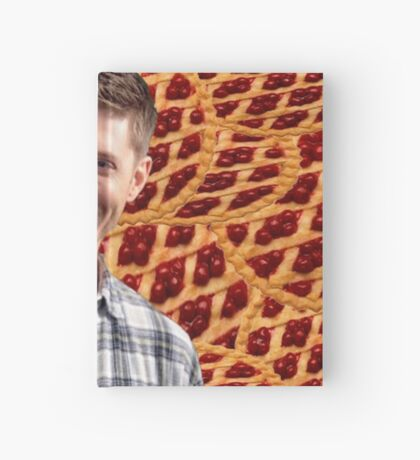 Dean and his pie Hardcover Journal