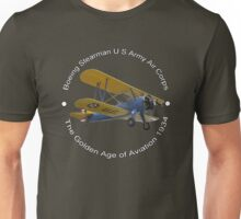 Boeing Stearman US Army Air Corps Unisex T-Shirt