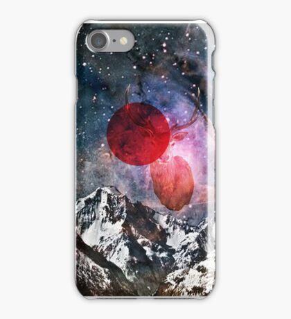 Space Deer iPhone Case/Skin