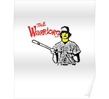 THE WARRIORS Poster