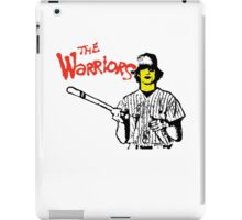 THE WARRIORS iPad Case/Skin