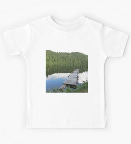Quiet and calm Kids Tee