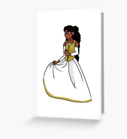 Angelica Wade Greeting Card