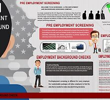 Employment Background Check by PreScreening