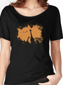 Wild Africa Women's Relaxed Fit T-Shirt