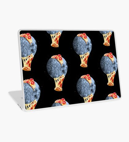 When the moon hits your eye... Laptop Skin