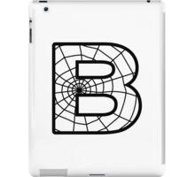Spiderman B letter iPad Case/Skin