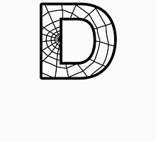 Spiderman D letter Unisex T-Shirt