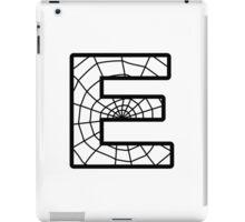 Spiderman E letter iPad Case/Skin