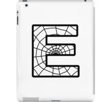 Spiderman E letter iPad Case/Skin