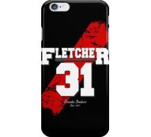 Fletcher Sash iPhone Case/Skin