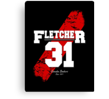Fletcher Sash Canvas Print
