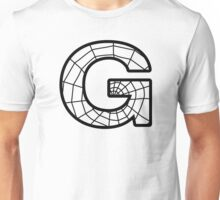 Spiderman G letter Unisex T-Shirt