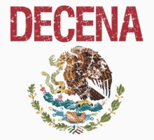 Decena Surname Mexican Kids Clothes