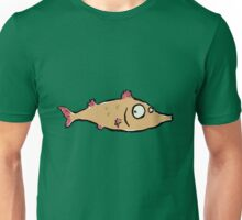 the nosey nosefish Unisex T-Shirt