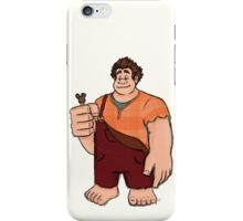 Wreck It Ralph Vists Disneyland iPhone Case/Skin
