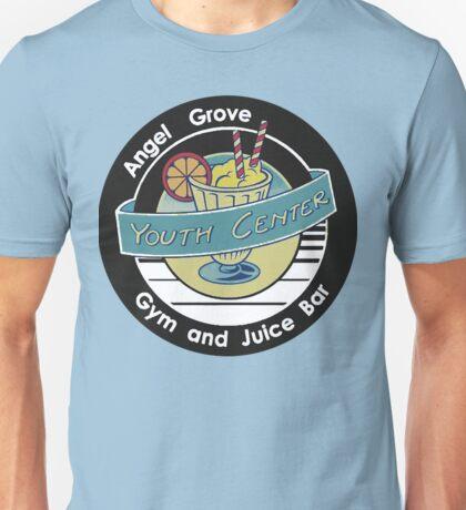 Angel Grove Youth Center - MMPR Unisex T-Shirt