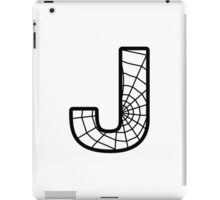 Spiderman J letter iPad Case/Skin