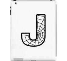 Spiderman J letter iPad Case/Skin