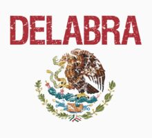 Delabra Surname Mexican Kids Clothes