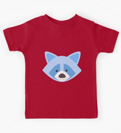 Raccoon Kids Tee