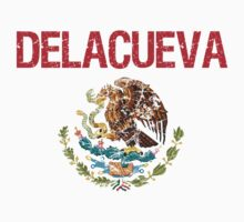 Delacueva Surname Mexican Kids Clothes