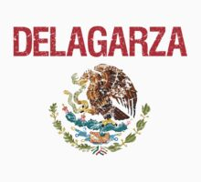 Delagarza Surname Mexican Kids Clothes