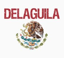 Delaguila Surname Mexican Kids Clothes