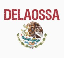 Delaossa Surname Mexican Kids Clothes