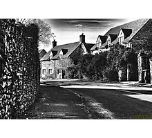 VILLAGE LIFE Photographic Print
