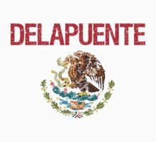 Delapuente Surname Mexican Kids Clothes