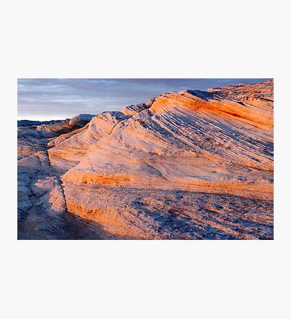 Kurnell Rock Shelves Photographic Print
