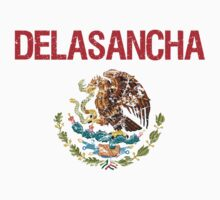 Delasancha Surname Mexican Kids Clothes